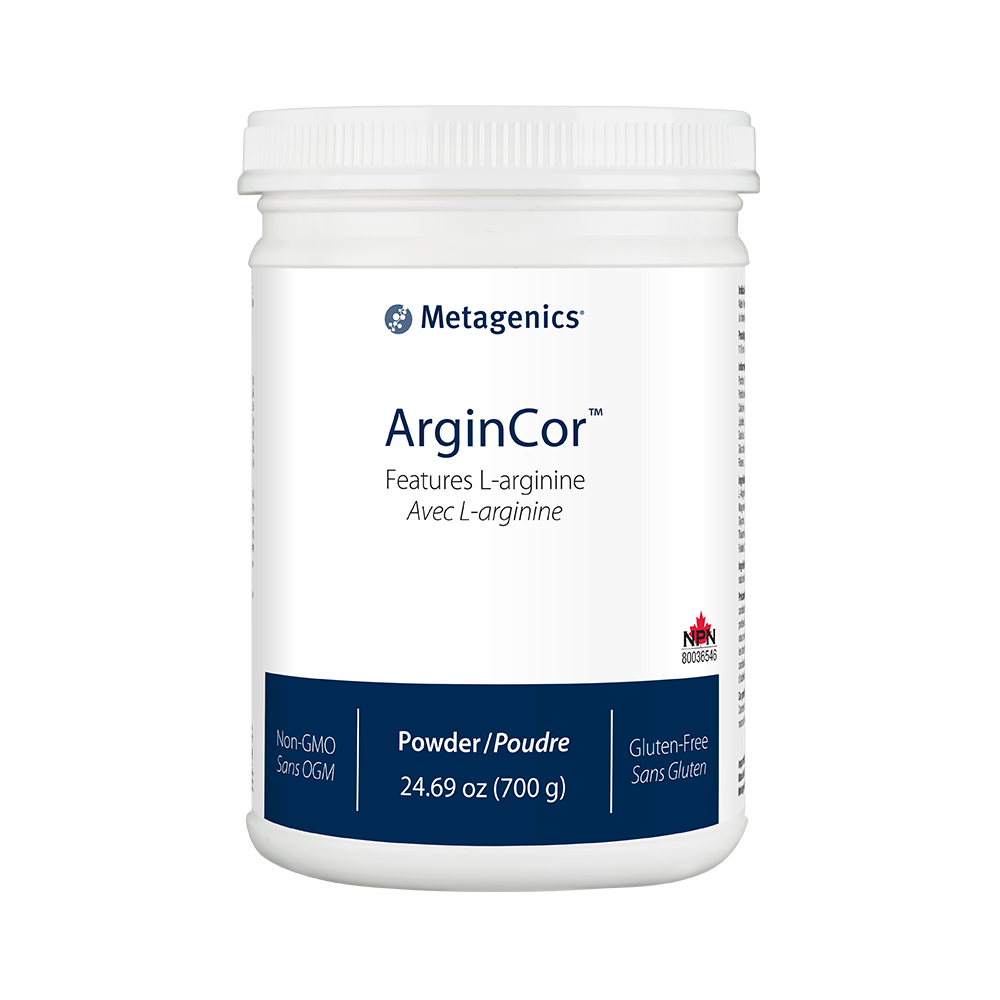 Metagenics ArginCor Protein Powder Canada