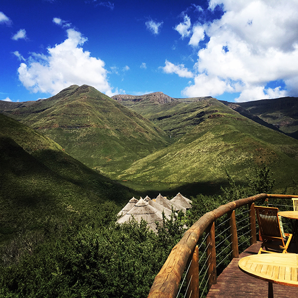 Finding Inner Good - Travel to Lesotho Africa - Living with an Ostomy