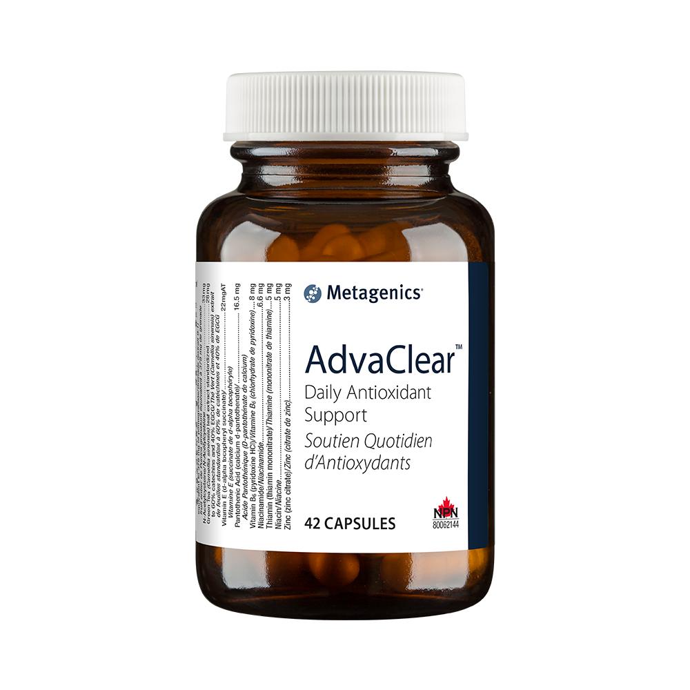 Metagenics AdvaClear 42 Capsules Canada