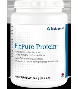 Metagenics biopure protein powder 345g