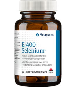 E-400 Selenium 60 tablets