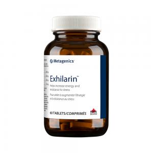 Metagenics Exhilarin 60 Tablets Canada
