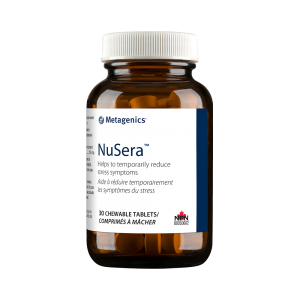 Metagenics NuSera 30 Chewable Tablets Canada