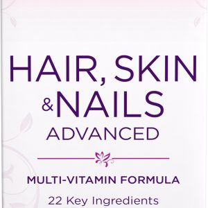 Nature's Bounty Advance Hair, Skin & Nails 90 Tablets Canada