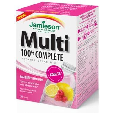 jamieson multi 100 complete vitamin drink