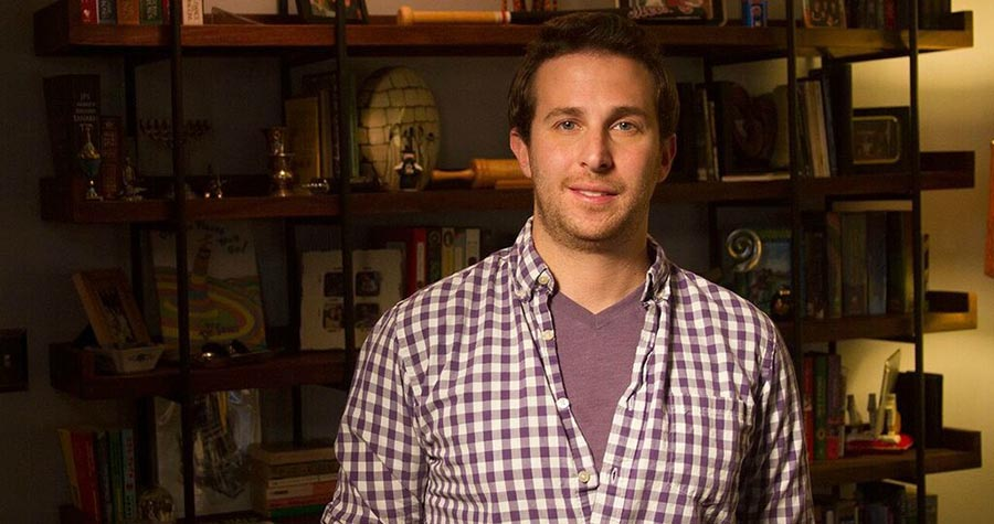 Brian Greenberg: Inspiring Story of his battle with Ulcerative Colitis