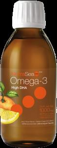 NutraSea® Omega-3 DHA, Juicy Citrus | 200 ml liquid