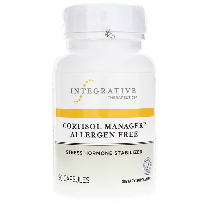 Cortisol Manager 90 tablets Canada - Integrative Therapeutics
