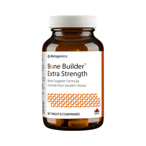 Bone Builder Extra Strength by Metagenics - 90 tablets - Canada