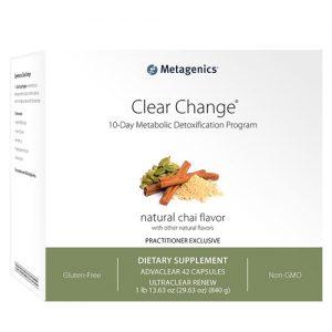 Metagenics Clear Change Chai 10 Day Program Canada