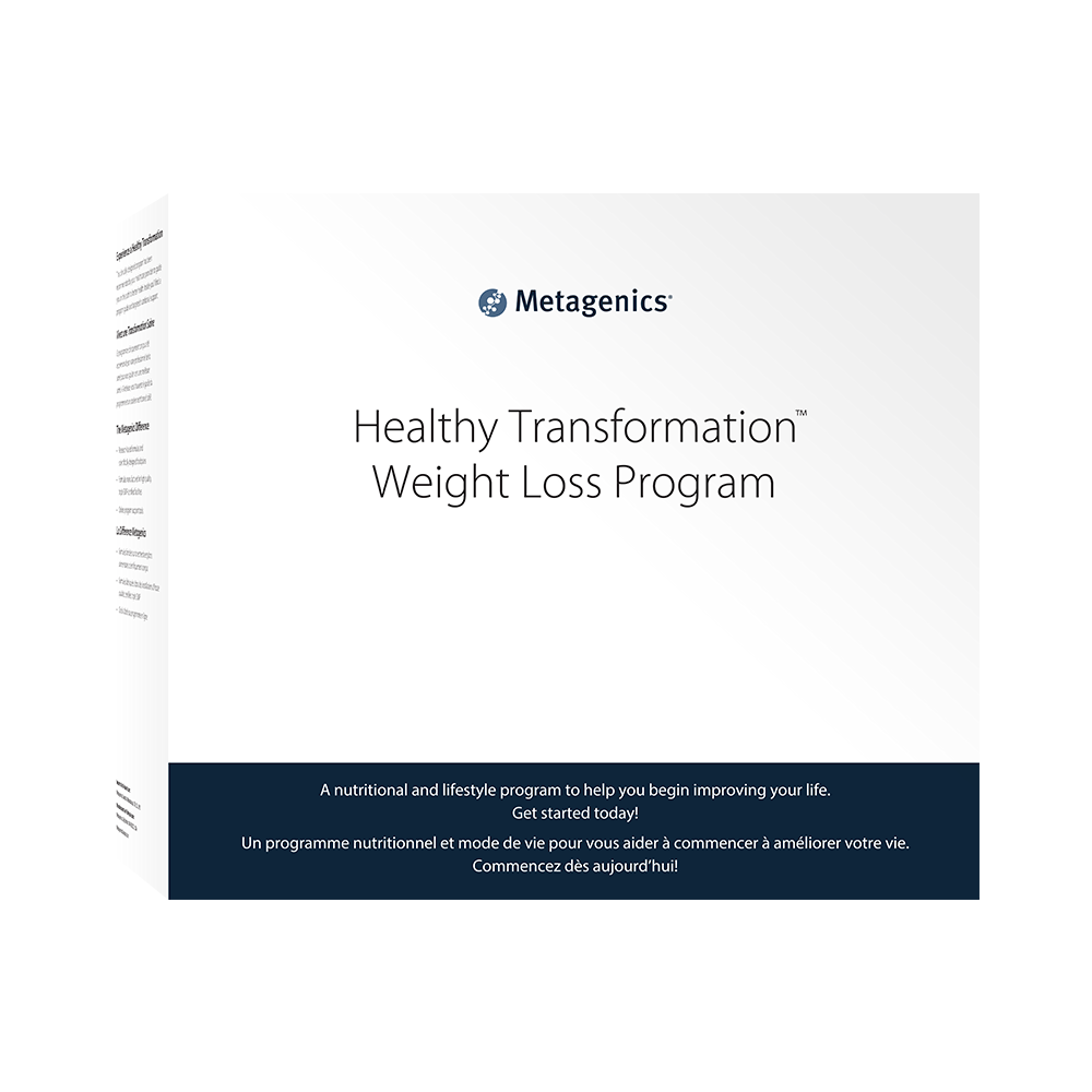 Metagenics Healthy Trasformation Weight Loss Program Canada