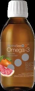 NutraSea® HP™+ D Omega-3, Grapefruit Tangerine   200 ml liquid