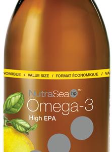 NutraSea HP Omega-3 Lemon 500 ml Canada
