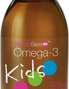 NutraSea® Kids™ Omega-3, Bubblegum | 200 ml liquid