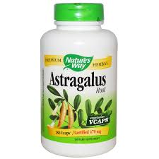 Nature's Way | Astragalus Root / 100 Vcaps® -10401