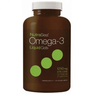 Ascenta | NutraSea Liquid Gels Omega-3 (Fresh Mint) 150 count -11216
