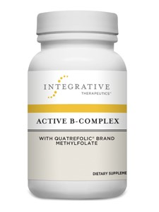 Integrative Therapeutics | ACTIVE B-COMPLEX (60 VCAPS) Canada