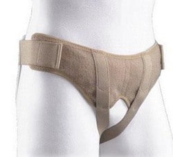 BSN 67350LGBEG - Medical Soft Form Hernia Support Belt (Large)