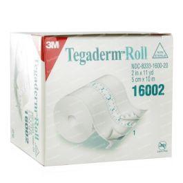 Convatec 3M 16002 - Tegaderm Film Adhesive