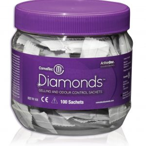 Convatec Diamonds 420791 - Gell Odor Sachets