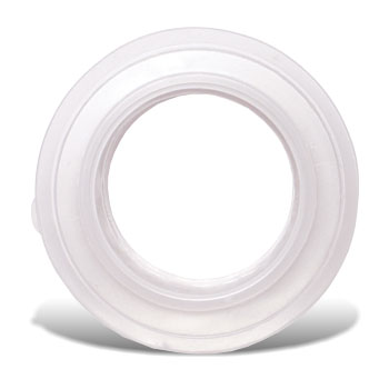 Convatec Natura® 401993 - Transparent Low Pressure Adaptor