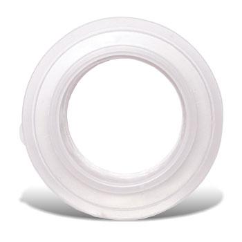 Convatec Natura® 401996 - Transparent Low Pressure Adaptor