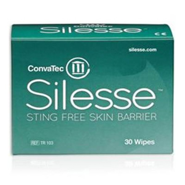 ConvaTec Silesse 420789 Skin Barrier Wipes