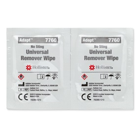 Hollister® 7760 - Adapt Universal Remover Wipes