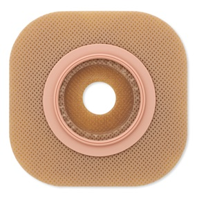 Hollister® 11402 - Cut-to-Fit CeraPlus Convex Skin Barrier (Tape Border)