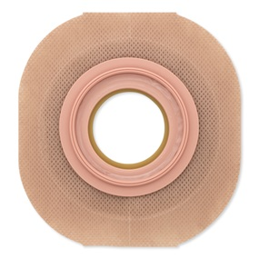 Hollister® 14906 - Pre-Sized Flextend Convex Skin Barrier (Tape Border)