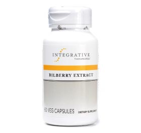 Integrative Therapeutics | BILBERRY EXTRACT (60 vcaps)