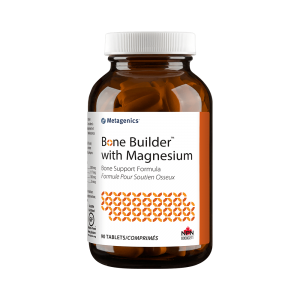 Metagenics Bone Builder with Magnesium - Canada