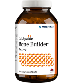 Metagenics Cal Apatite Bone Builder® Active - 180 Tablets