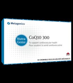 Metagenics NutraGems™- CoQ10 300