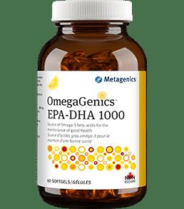 Metagenics OmegaGenics™ EPA-DHA 1000 (120 Softgels)
