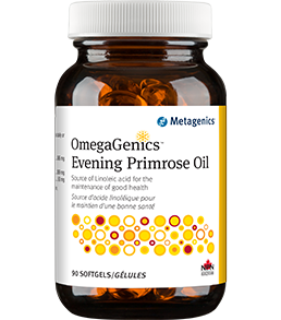 Metagenics OmegaGenics™ - Evening Primrose Oil