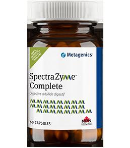 Metagenics SpectraZyme™ Complete