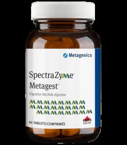 Metagenics SpectraZyme™ Metagest