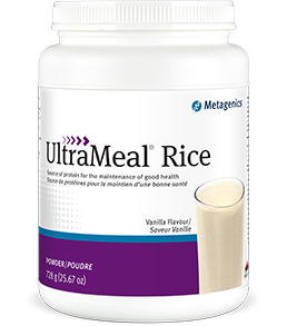 Metagenics UltraMeal® - Rice (Vanilla)