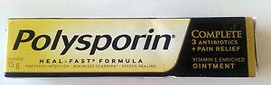 POLYSPORIN Complete Cream (15g Tube)