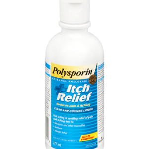 POLYSPORIN Itch Relief Lotion (177ml)