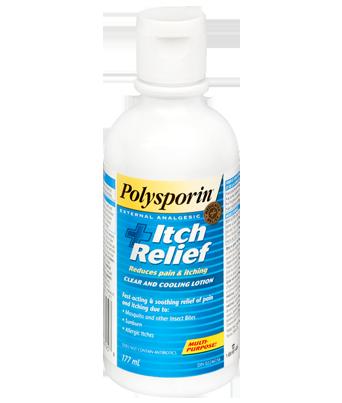 POLYSPORIN Itch Relief Lotion (177ml)