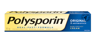 POLYSPORIN Original Cream (30g Tube)