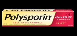 POLYSPORIN Plus Pain Relief Cream (15gm)