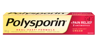 POLYSPORIN Plus Pain Relief Cream (30gm)