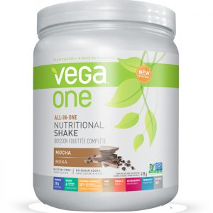 Vega One All-in-One Nutritional Shake Mocha 417g Powder