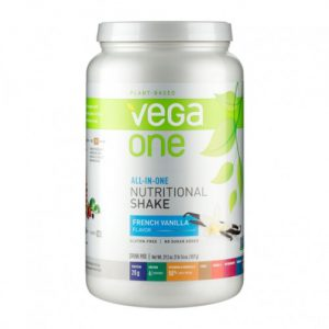 Vega One All-in-One Nutritional Shake French Vanilla 827g Powder