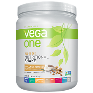 Vega One All-in-One Nutritional Shake Coconut/Almond 417g Powder