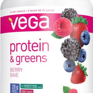 Vega Protein & Greens Berry 522g powder