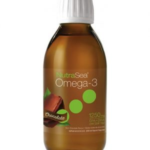 NutraSea | Liquid Omega-3 (chocolate 200ml) -11198